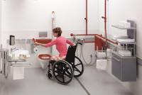 Vonios kambario sieninių bėgelių sistemos