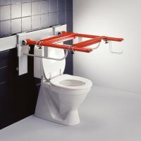 Atrama prie tualeto