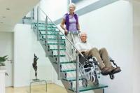 "Kopiklis laiptais, mod. ""Scalamobil S35"""