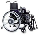Elektrinė vežimėlio varymo sistema E-fix